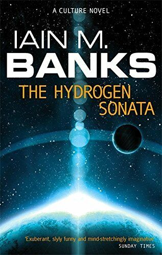 1 of 1 - The Hydrogen Sonata (Culture 10) by Banks, Iain M. 0356501493 The Cheap Fast