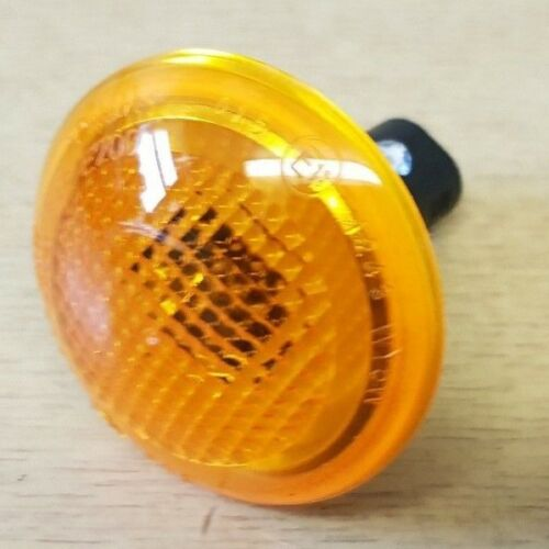 New Genuine RANGE ROVER L322 AMBER SIDE INDICATOR REPEATER /& BULB XGB000012