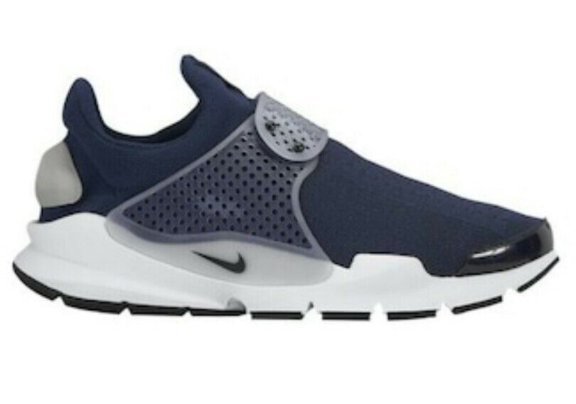 Nike Sock Dart KJCRD Navy 819686 400 Men Shoes Comfortable New shoes for men and women, limited time discount