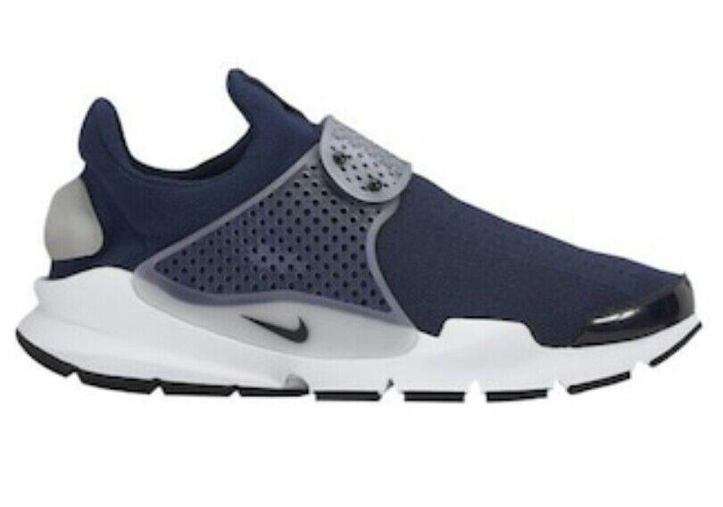 Nike Sock Dart KJCRD Navy 819686 400 Men shoes Size 12