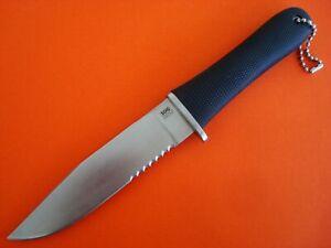 """+EARLY+ SOG SEKI, JA """"NORTHWEST RANGER"""" HUNTING SURVIVAL DEFENSE KNIFE 210709"""