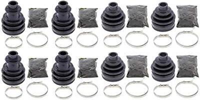 Complete Rear Inner /& Outer CV Boot Repair Kit CF-Moto CF500 2007-2014