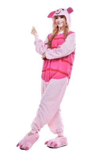 Winnie the Pooh Pimpi Tigro onesiee Kigurumi Costume Pigiama Con Cappuccio