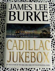 Cadillac-Jukebox-by-James-Lee-Burke-SIGNED-1st-Edition-1st-Printing-Hardback