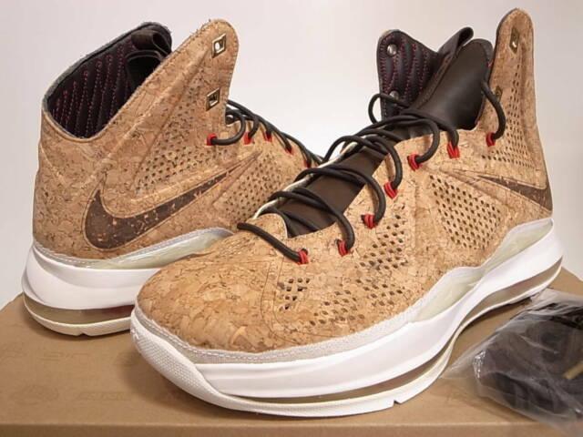 Nike LeBron 10 EXT QS Cork 2013