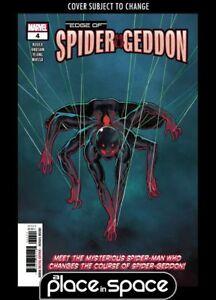 EDGE OF SPIDER-GEDDON #4A (WK39)