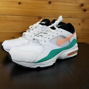 size 40 486bd f6589 Image is loading NIKE-AIR-MAX-93-Watermelon-WHITE-CRIMSON-BLISS-
