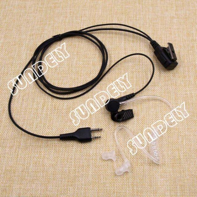 For MIDLAND RADIO FBI Security PAIR HEADSETS EARPIECE  X-TALKER T71VP3 T75VP3 US