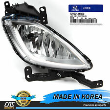 GENUINE Fog Lamp Fog Light PASSENGER for 11-13 Hyundai Elantra OEM 92202-3X000