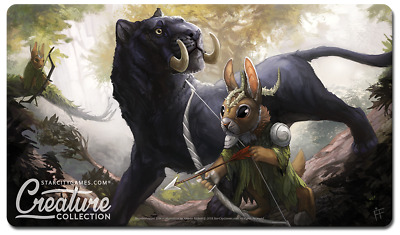 Puggernaut *SCG* MTG StarCityGames Creature Collection Playmat