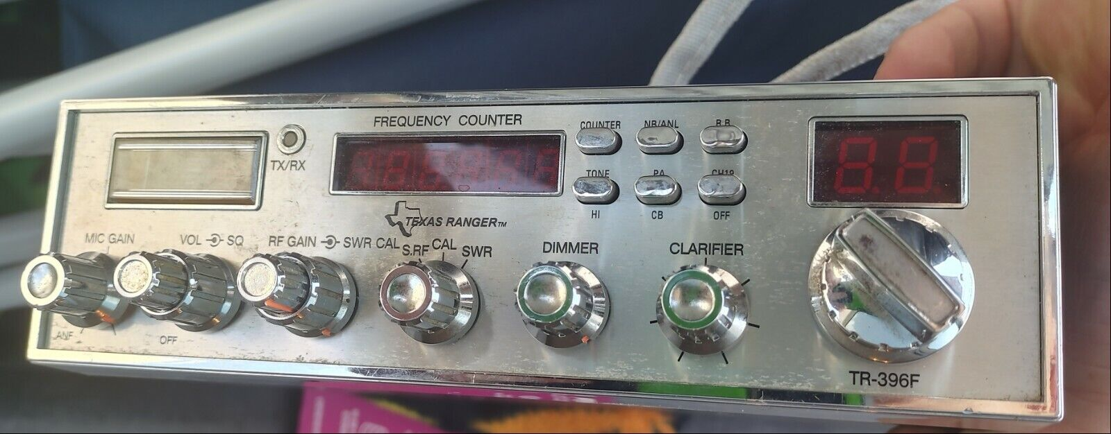 TEXAS RANGER TR396F WITH EXTRAS AND AMP PLEASE READ ADD NOW SINCE MOD LISTING . Buy it now for 300.00