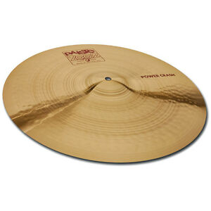 Loudest Crash Cymbals : paiste 2002 power crash cymbal heavy long sustain aggressive loud volume 16 ebay ~ Vivirlamusica.com Haus und Dekorationen