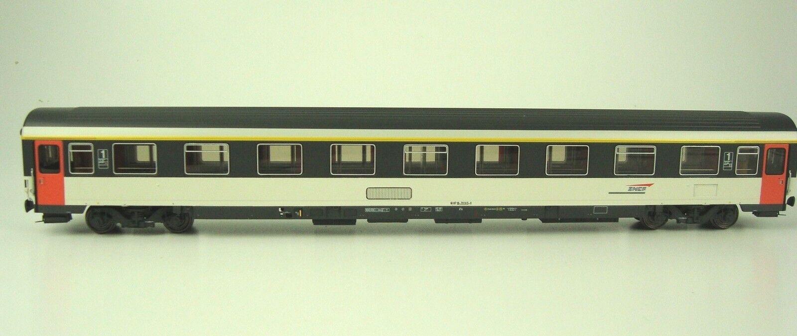 LS Models 40358 SNCF 1. KL. Eurofima Carriages A9u VSE Corail Grey Orang Ep4 NEW + OVP