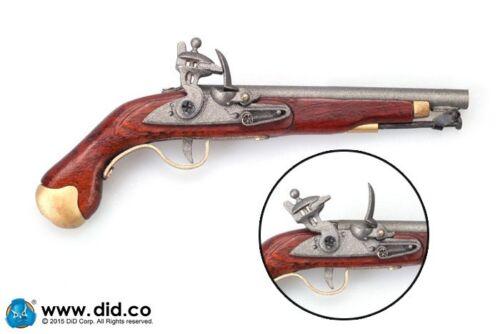 Dragon en DREAMS DID 1//6 Napoléonien Français pistolet bois métal de Herve Dragoon