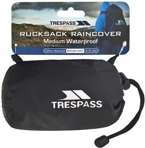 Trespass-Rucksack-Raincover-Waterproof-10-25L-35-50L-60-75-Backpack-Rain-Cover