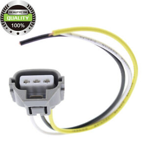 US Connector 3-wire plug wiring pigtail harness for Toyota headlight turn  signal | eBayeBay
