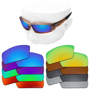 0153e4165b Image is loading OOWLIT-Replacement-Lenses-for-Oakley-Canteen-2006- Sunglasses-