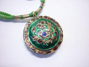 Emaille-Anhaenger-Orient-Indien-Fogel
