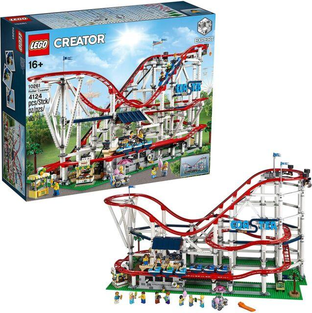 LEGO Creator Expert Roller Coaster 10261 Building Kit Toy Playset