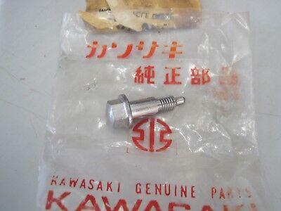 NOS 1974 1975 Kawasaki H2 MACH IV Side Stand Bolt 92007-040