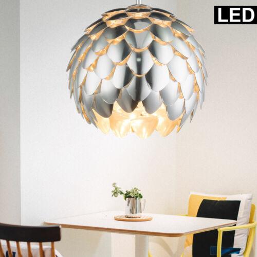Smart Home LED Hänge Lampe chrom Decken Leuchte ALU RGB Pendel Strahler dimmbar