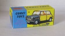 Repro Box Corgi Nr.249 Mini Cooper with Wickerwork