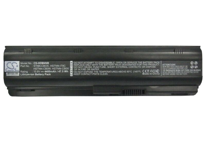Cameron Sino	Notebook, Laptop Battery	CS-HDM4NB for HP G42 etc.