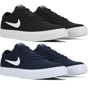 hot sale online 66641 39dfb Image is loading Nike-SB-Charge-Skate-Shoes-Men-039-s-