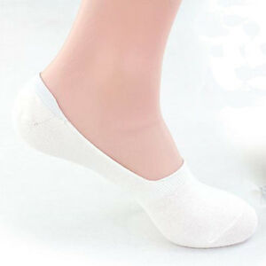 Good-Ankle-No-Invisible-Fiber-Cotton-Show-Bamboo-Boat-Cut-Low-Socks-Loafer