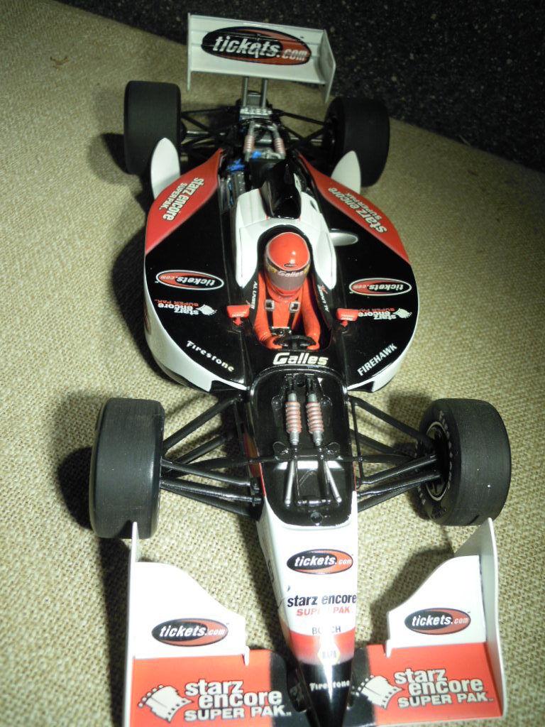 Action Racing Collectables IRL001803 A. Unser Jr., Diecast 1 18, NEU in OVP, rar
