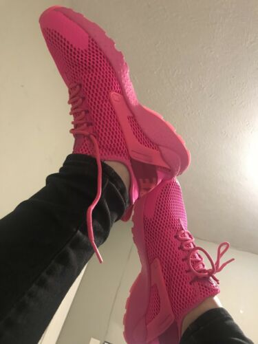 dba4ff62b310 WMNS Nike Air Huarache Run Ultra BR Breeze Pink Blast Womens Running 833292-600  8 for sale online