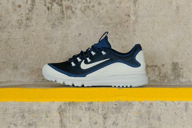 AUTHENTIC NIKE Air Max More Binary Bleu Pure Platinum Bleu 898013  2018 Homme Taille