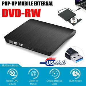 Slim-External-USB-3-0-DVD-RW-CD-Writer-Drive-Burner-Reader-Player-For-Laptop-PC
