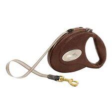 Flexi Leather Medium 5m Tape Brown med ELG21ODBLED12