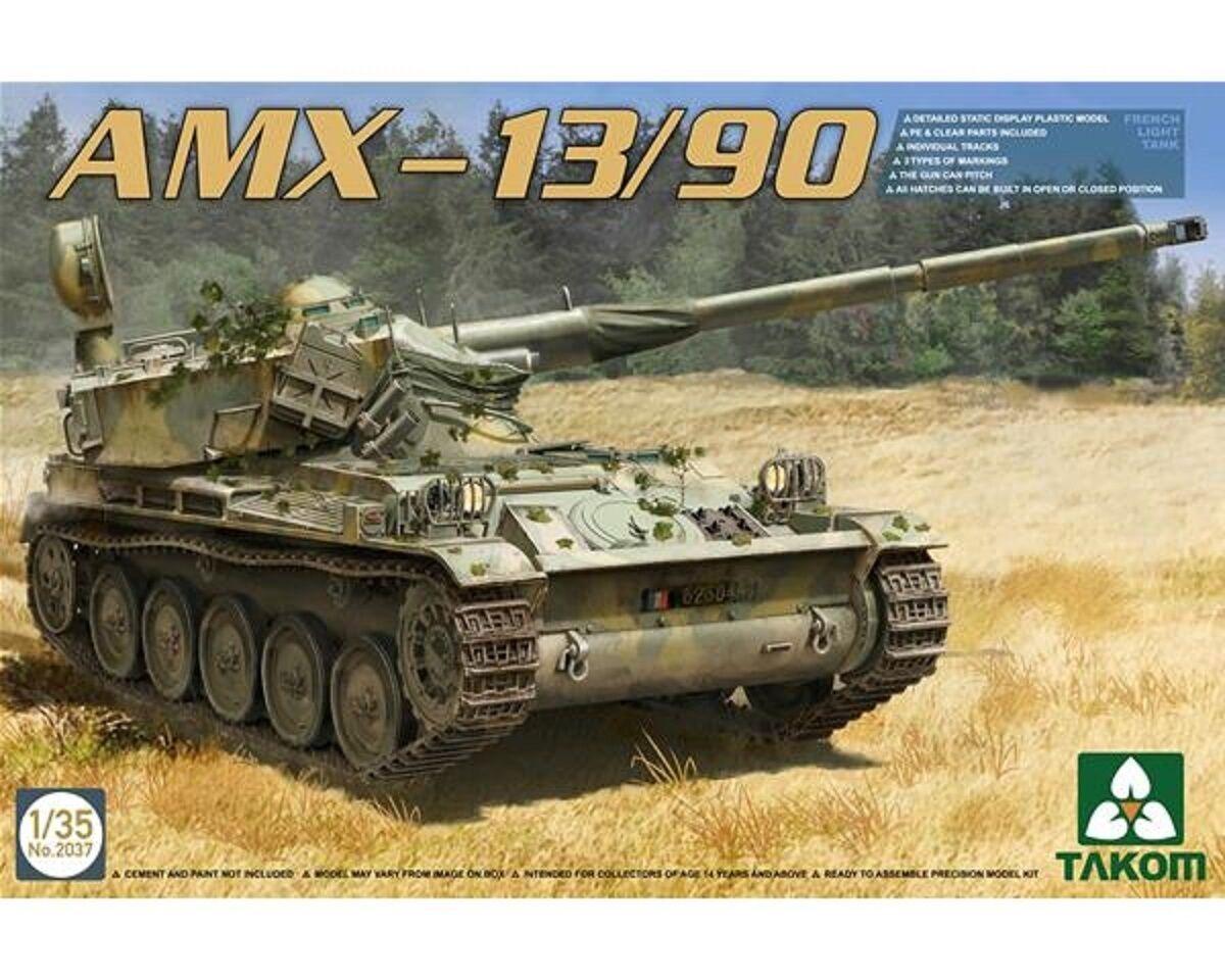 TAKOM AMX 13/90 1/35 COD.2037