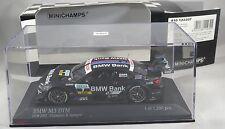 BMW M3 DTM #7 Bruno SPENGLER DTM 2012 team SCHNITZER champion LE MINICHAMPS 1:43