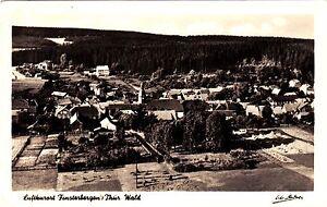 Luftkurort-Finsterbergen-Thuer-Wald-DDR-Ansichtskarte-gelaufen