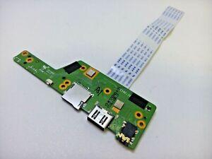 Direkt-tek DTLAPY Convertible Laptop USB SD Audio Jack W/ Cable Y116C-IOR110 70