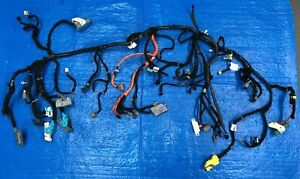 silverado wiring harness ebay 2015 chevrolet silverado instrument panel dash wire wiring harness  dash wire wiring harness