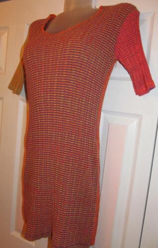 Tricot Fee Empiècements Géométrique La Avec M Multicolore Maraboutee Géométrie En Pull Robe À 8Aq6Axa