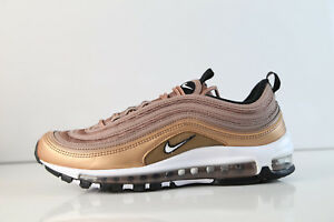 hot sale online 16723 7a4dd Details about Nike Air Max 97 Desert Dust Rose Gold 921826-200 8-10.5 1