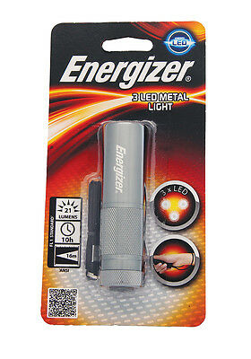 Helle MXDL 3W LED Mini-Taschenlampe mit 1x AAA-Batterie mit Clip