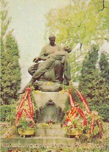 "Ukraine Lviv (Lemberg) The Hill of Glory Sculpture ""Motherland"" ngl D8467"