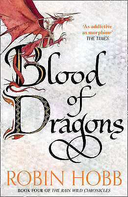 1 of 1 - Blood of Dragons ' Hobb, Robin FREE POST CLEARANCE STOCK