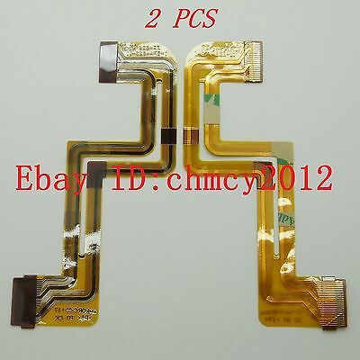 2X LCD Flex Cable For Sony DCR-SR35E SR45E SR46E SR55E SR65E SR75E SR85E FP-826