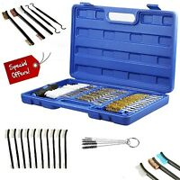 Gun Cleaning Set Double Ended Picks Brushes Dirt Removal Weapon Maintenance Kit