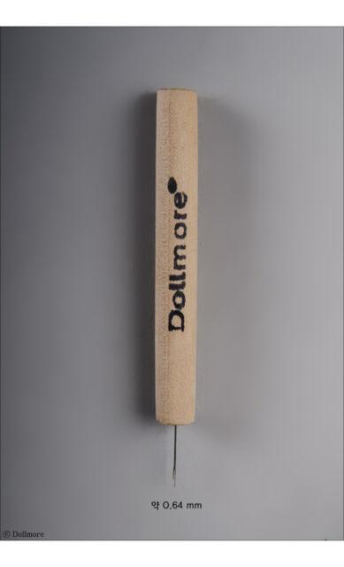 Dollmore ooak BJD Gold HAIR ROOTING TOOL Ver.M 1mm *5 1T5