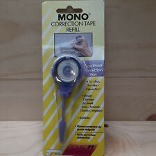 Tombow 68636 Mono Correction Tape Pen Style Refillable 1 Pack 18 X 197 New