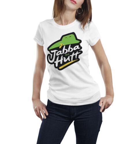 Star Wars T-Shirt Jabba the Hutt  Pizza brand