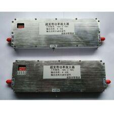 1ghz 27ghz Ultra Wideband Broadband Rf Power Amplifier Microwave Power Amp